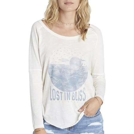 Billabong Juniors Lost in Bliss Long Sleeve Top