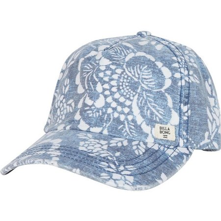 Billabong Juniors Floral Beach Club Baseball Hat