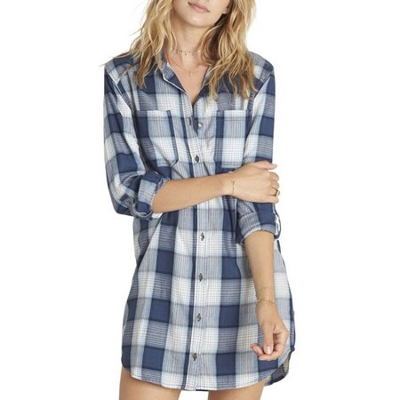 Billabong Juniors Winters Tail Tunic Shirt