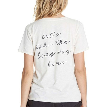 Billabong Juniors Long Way Home T-Shirt
