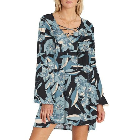 Billabong Juniors Just Like You Floral Dress