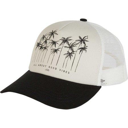 Billabong Juniors Tropical Aloha Forever Baseball Hat