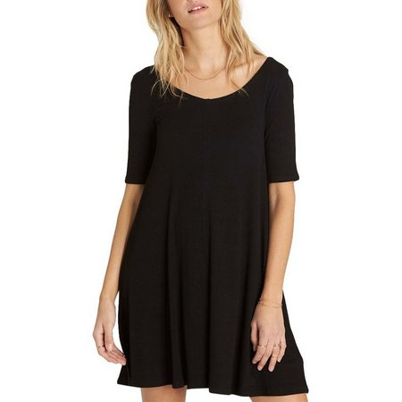 Billabong Juniors Solid Nothing To Hide Dress