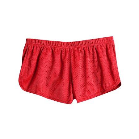 Soffe Juniors Solid Mesh Shorts