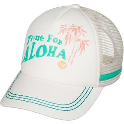 Roxy Juniors Dig This Time For Aloha Trucker