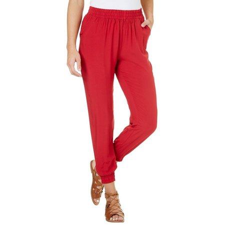 Essentials New York Juniors Solid Jogger Pants