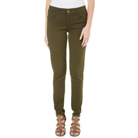 Jolt Juniors Techno Tuck Solid Skinny Jeans
