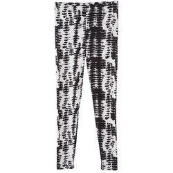 Derek Heart Juniors Graphic Tie-Dye Leggings