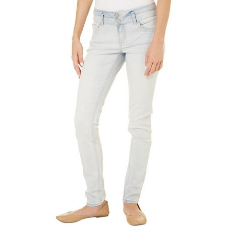 Wallflower Juniors Legendary Curve Skinny Jeans