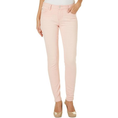 Celebrity Pink Juniors Solid Pastel Skinny Jeans