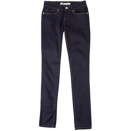 Levis Juniors Ultra Low Rise Skinny Jeans