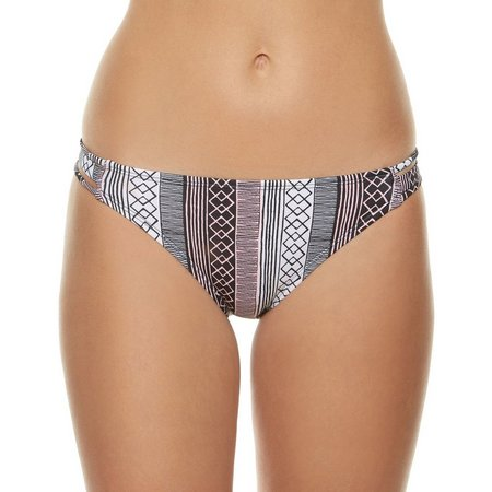 malibu Dream Girls Juniuors Diamond Deluxe Swim Bottoms