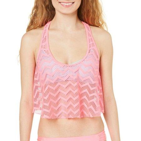 Hula Honey Juniors Endless Crochet Bikini Top