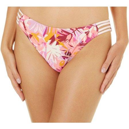 Malibu Dream Girls Juniors Palm Breeze Hipster Swim