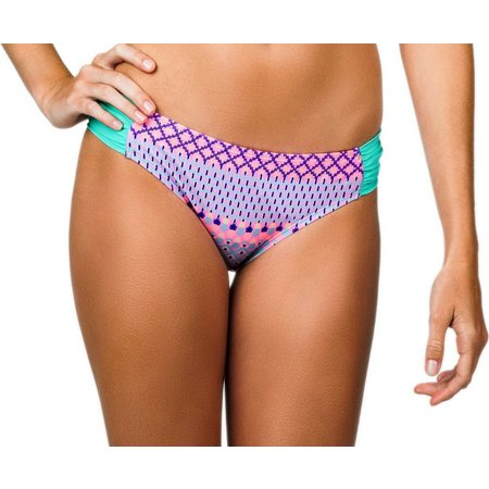 Island Soul Juniors Coachella Drop Swim Bottoms
