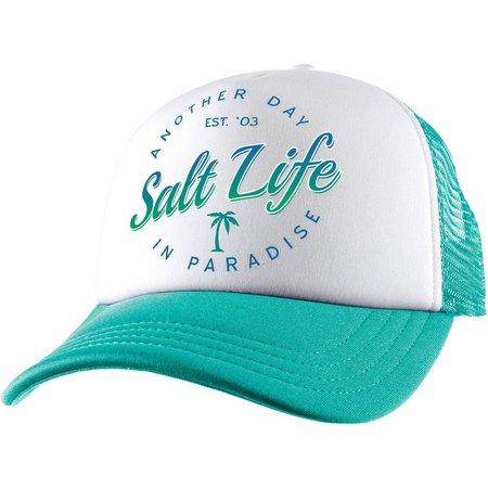Salt Life Juniors Day In Paradise Trucker Hat
