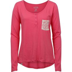 Salt Life Juniors The Waterwoman Long Sleeve Top