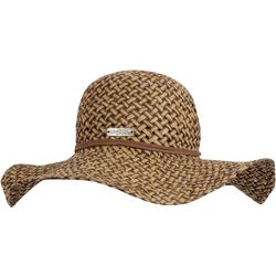 Salt Life Womens Breezy Straw Beach Hat