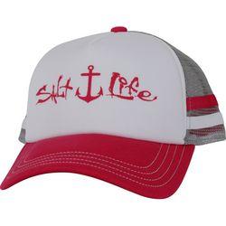 Salt Life Juniors Ahoy Trucker Hat