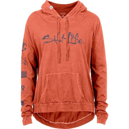 Salt Life Juniors Call Shots Hooded Sweatshirt