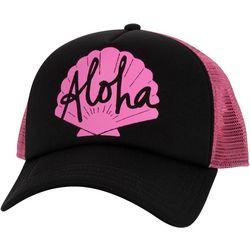 Salt Life Juniors Aloha Trucker Hat