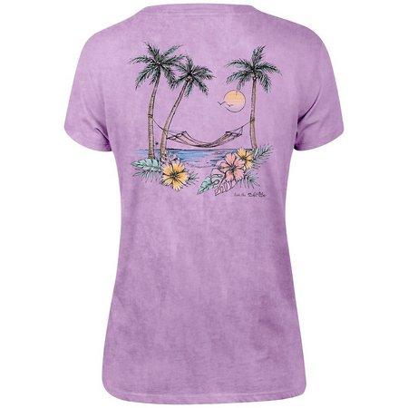 Salt Life Juniors Hammock View T-Shirt