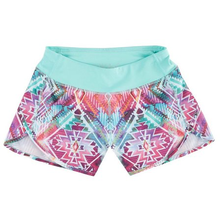 Reel Legends Juniors Aztec Shorts