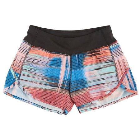 Reel Legends Juniors Keep It Cool Printed Shorts