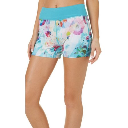 Reel Legends Juniors Keep It Cool Floral Spindrift