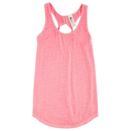 Reel Legends Juniors Burnout Tank Top