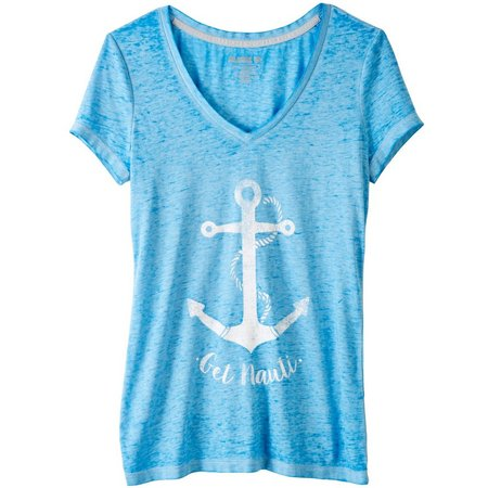Reel Legends Juniors Anchor T-Shirt