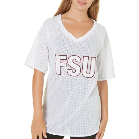 Florida State Juniors End Zone Jersey T-Shirt