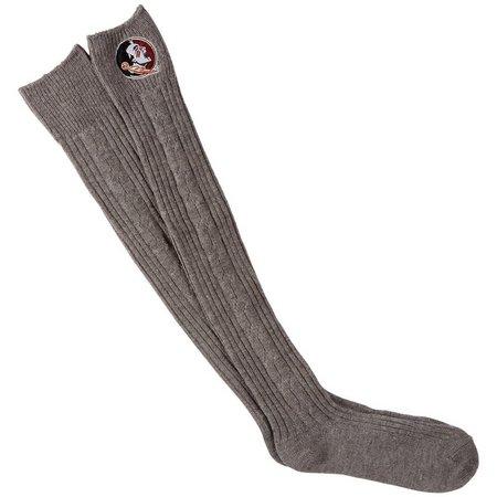Florida State Juniors FSU Midfield Knee Socks