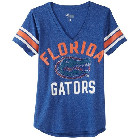 Florida Gators Juniors Rhinestone Big Game T-Shirt