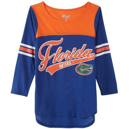 Florida Gators Juniors Touchdown Mascot T-Shirt