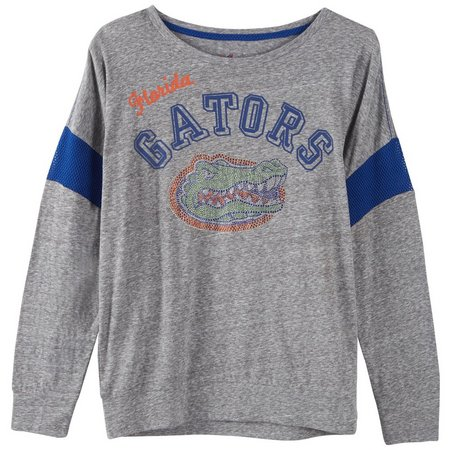 Florida Gators Juniors Pregame Embellished T-Shirt