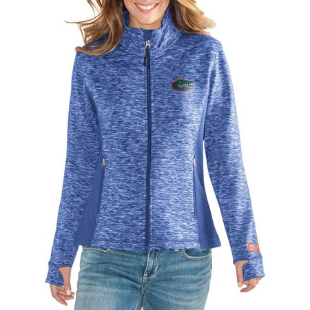 Florida Gators Juniors Heathered Thumbhole Jacket