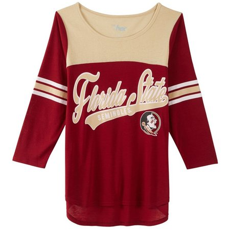 Florida State Juniors Touchdown Mascot T-Shirt