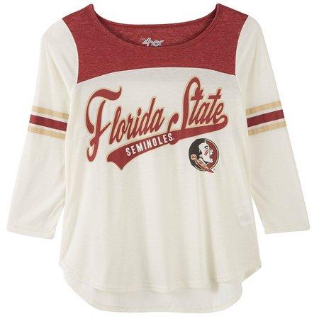 Florida State Juniors FSU Endzone T-Shirt