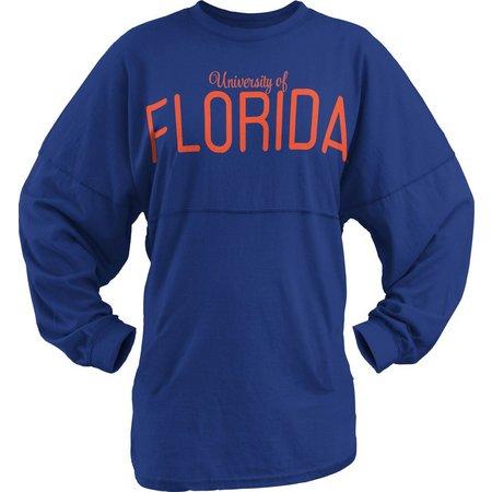 Florida Gators Juniors Mascot Long Sleeve T-Shirt