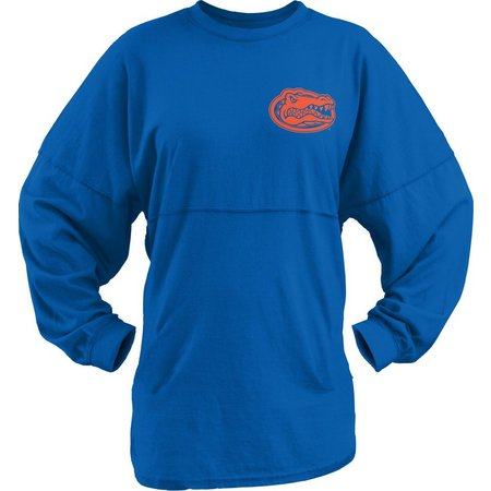 Floida Gators Juniors Spirit Long Sleeve T-Shirt