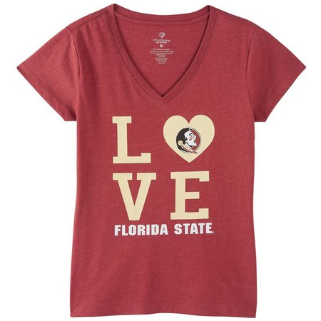 Florida State Juniors Love FSU Screen T-Shirt