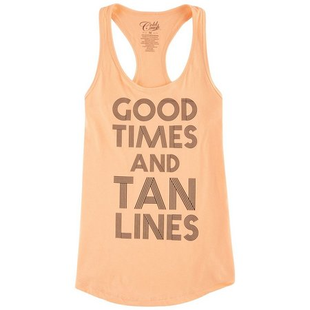 Hybrid Juniors Good Times Tank Top