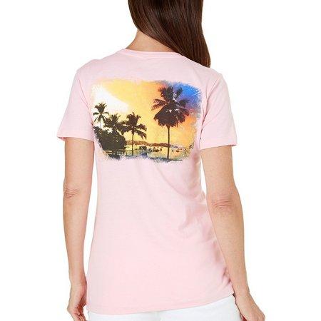 Guy Harvey Womens Sundowner T-Shirt