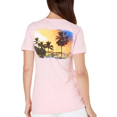 Guy Harvey Womens Sundowner T-Shirt