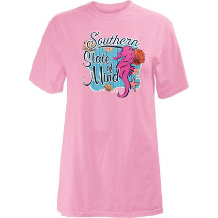 Royce Apparel Juniors Southern State T-Shirt