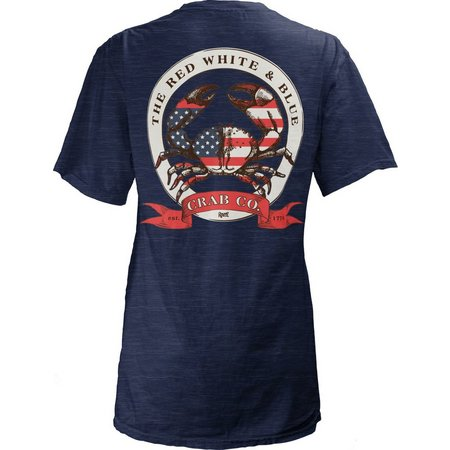 Royce Apparel Juniors Crab CO T-Shirt