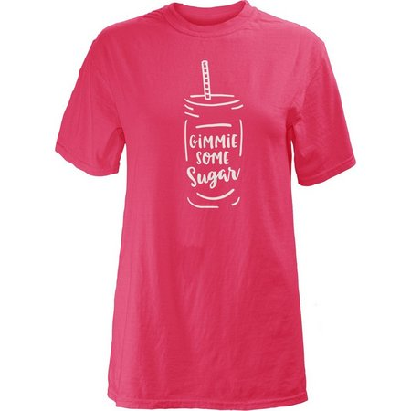 Royce Apparel Juniors Gimme Some Sugar T-Shirt
