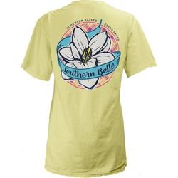New! Royce Apparel Juniors Southern Belle T-Shirt