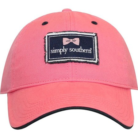 Simply Southern Juniors Frayed Hat